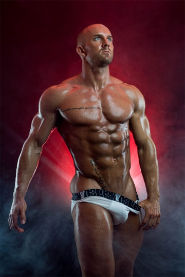 gorgeous male stripper london